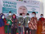 12 Anak Bibir Sumbing Dapatkan Operasi Gratis dari RS Izza Cikampek
