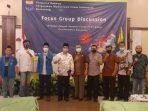 Bahas Ekonomi di Tengah Pandemi, PMII Gelar Forum Diskusi