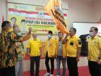 """Kembali Terpilih Ketua Golkar Karawang, Mulyono : """"Harus Lebih Peka Suara Rakyat"""""""