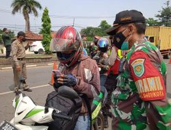 Kapolda Apresiasi Kinerja Tim Gabungan Penyekatan Kabupaten Karawang