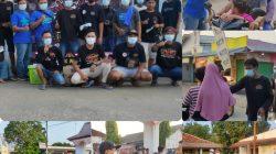 Pecinta Ayam Kontes, ASPEC Dan PPAKN Karawang Bagi-bagi Takjil Gratis