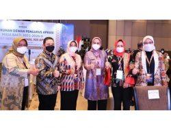 Resmi Bupati Cellica sebagai Wasekjen APKASI Periode 2021-2026