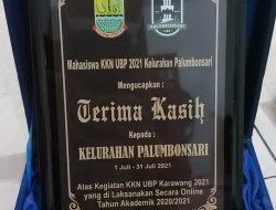 Desa Palumbonsari Terima Manfaat Positif KKN Online Mahasiswa UBP Karawang