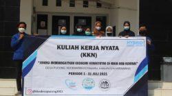 """""""Penutupan Mahasiswa KKN Desa Pucung 2021 UBP Karawang, mendapat respon positif dari Aparatur Desa dan UMKM"""""""