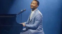 """John Legend nyanyikan """"Imagine"""" pada pembukaan Olimpiade 2020 via Video"""