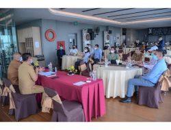 Wabup Karawang Audiensi dengan PHRI, Bahas Promo Kamar Hotel Jelang HUT Karawang