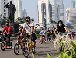 Siap-siap akan ada tilang bagi pesepeda di Jakarta