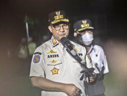 Anies: Bila COVID Sekarang Tak Terkendali, DKI Akan Masuk Fase Genting